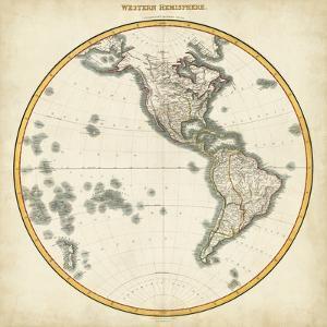 1812 Western Hemisphere by Pinkerton