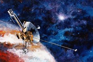 Pioneer 10 Spaceprobe