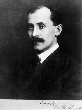 Pioneer American Aviator Orville Wright