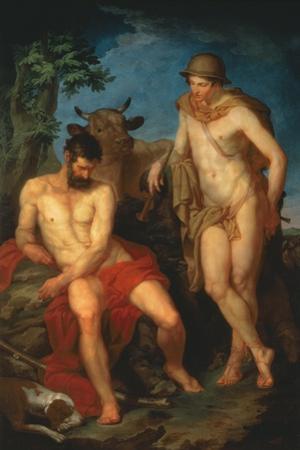Mercury and Argus, 1776