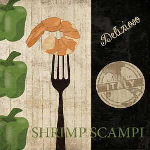 Big Night Out - Shrimp Scampi by Piper Ballantyne