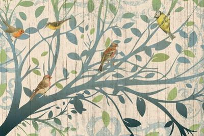 Bird Garden by Piper Ballantyne