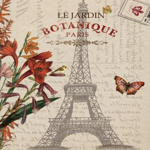 Botanique Paris by Piper Ballantyne
