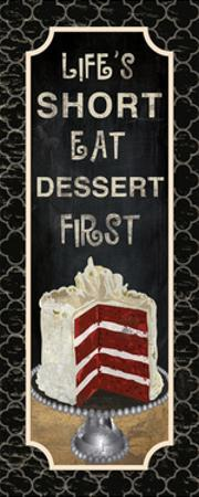 Dessert First by Piper Ballantyne