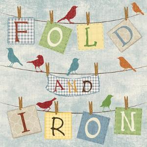 Fold and Iron by Piper Ballantyne