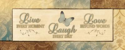 Live Every Moment by Piper Ballantyne