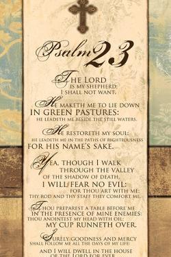 Psalm 23 Panel by Piper Ballantyne