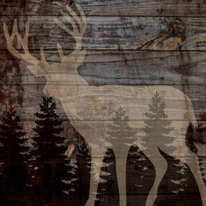 Rustic Deer by Piper Ballantyne