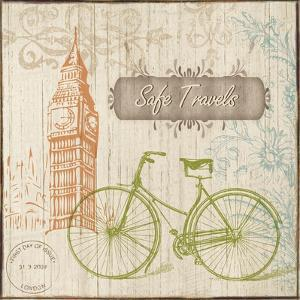 Safe Travels by Piper Ballantyne