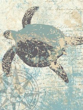 Sea Turtles II by Piper Ballantyne