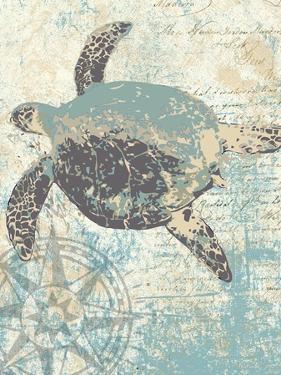 Sea Turtles II by Piper Ballantyne