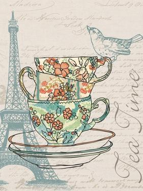 Tea Time by Piper Ballantyne