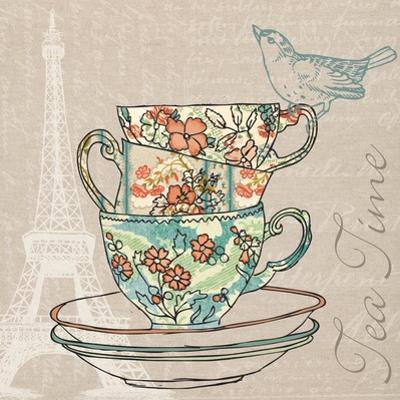 Tea Time by Piper Ballantyne
