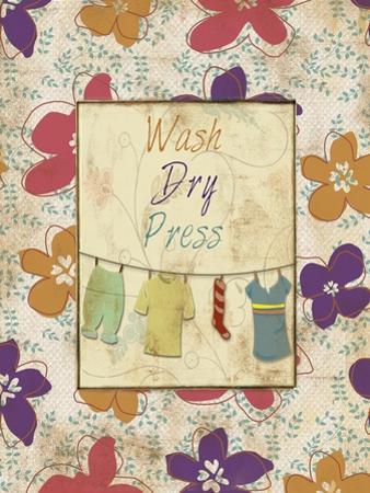 Wash Dry Press by Piper Ballantyne