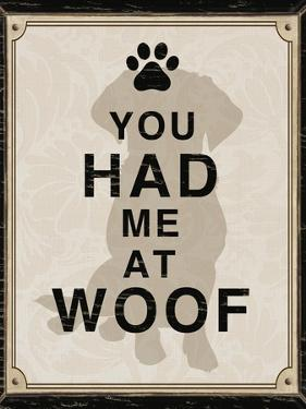 You Had Me at Woof by Piper Ballantyne