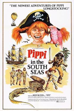 Pippi in the South Seas, (Aka Pippi Langstrump Pa De Sju Haven), Inger Nilsson, 1970