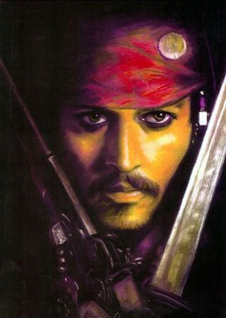 Pirate Depp Portrait