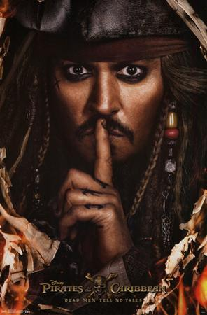 Pirates Of The Caribbean 5- Shh