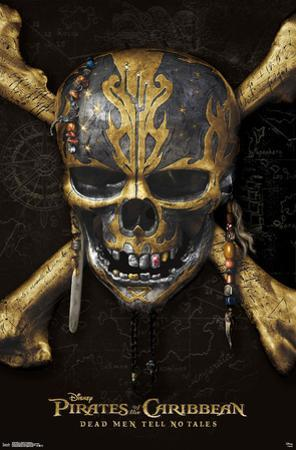 Pirates of the Caribbean 5 - Skull & Crossbones
