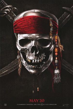 Pirates of the Caribbean: On Stranger Tides (Johnny Depp, Penelope Cruz, Geoffrey Rush) Movie