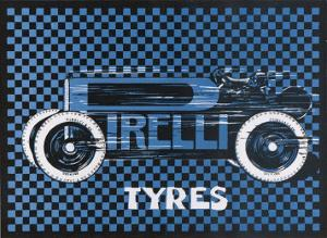 Pirelli Tyres, for Racing Cars
