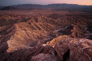 Badland Landscape by Piriya Photography