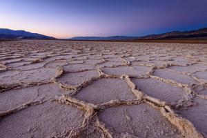 Salt Flat Basin by Piriya Photography