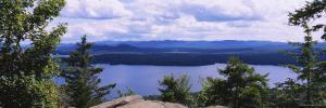Piseco Lake, Adirondack Mountains, New York, USA