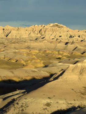 Badlands National Park, South Dakota, United States of America, North America by Pitamitz Sergio