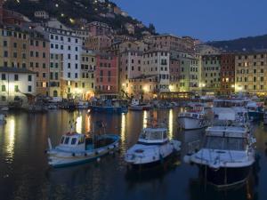 Camogli, Riviera Di Levante, Liguria, Italy, Europe by Pitamitz Sergio