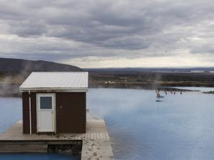 Geothermal Hot Spring, Reykjahlid, Iceland, Polar Regions by Pitamitz Sergio
