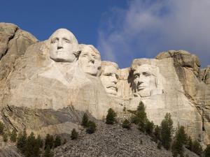 Mount Rushmore, Keystone, Black Hills, South Dakota, United States of America, North America by Pitamitz Sergio