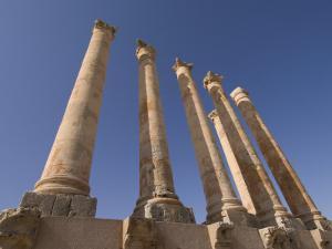 Sabratha Roman Site, UNESCO World Heritage Site, Tripolitania, Libya, North Africa, Africa by Pitamitz Sergio