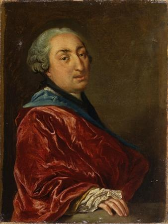 Portrait of a Gentleman by Pitocchetto Ceruti