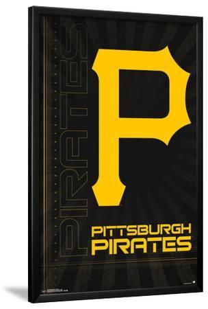 Pittsburg Pirates- Logo 2016