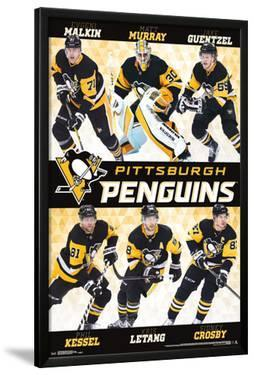 PITTSBURGH PENGUINS - GROUP 18