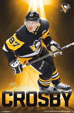 Pittsburgh Penguins - S. Crosby '18