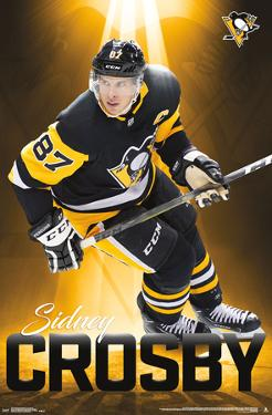 Pittsburgh Penguins - S. Crosby '18