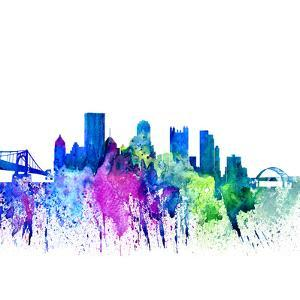 Pittsburgh Pennsylvania by M Bleichner