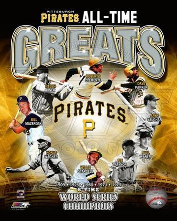 Pittsburgh Pirates All-Time Greats
