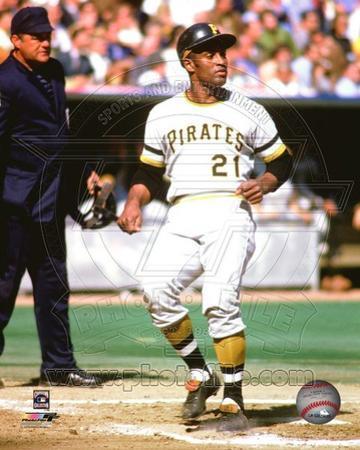 Pittsburgh Pirates - Roberto Clemente Photo