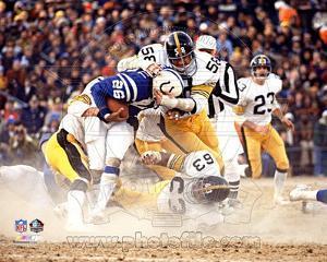 Pittsburgh Steelers - Jack Lambert Photo