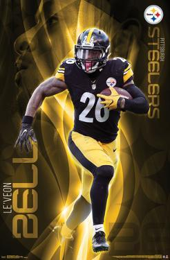 PITTSBURGH STEELERS - L BELL 17