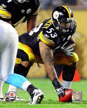 Pittsburgh Steelers - Maurkice Pouncey Photo
