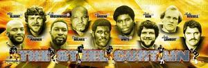 Pittsburgh Steelers- The Steel Curtain