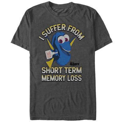 Pixar: Finding Dory- Short Term Memory Loss