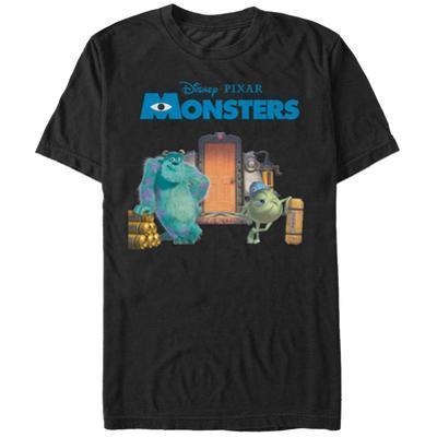 Pixar: Monsters Inc.- Relaxing By The Door