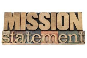 Mission Statement by PixelsAway