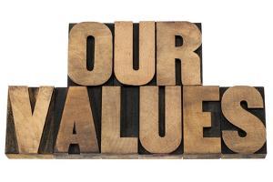 Our Values by PixelsAway