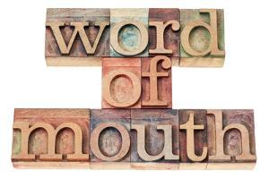 Word of Mouth by PixelsAway